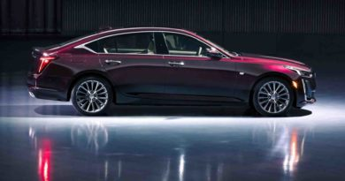 Cadillac CT5 2020